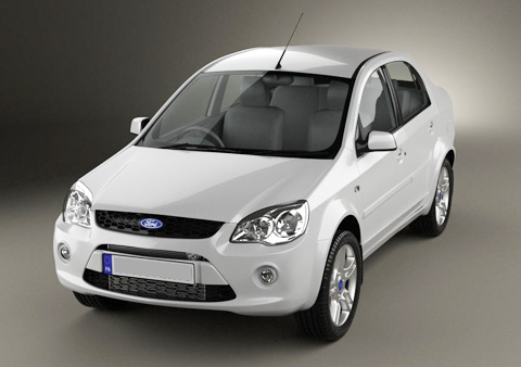Ford Ikon Luxury Car Rental