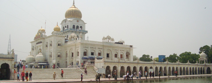 Historical Gurdwaras in Delhi