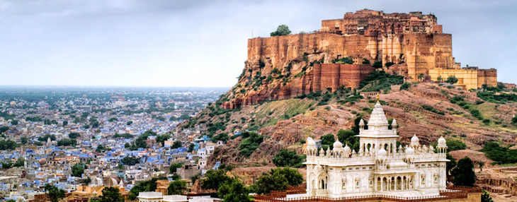 The Land of Maharajas
