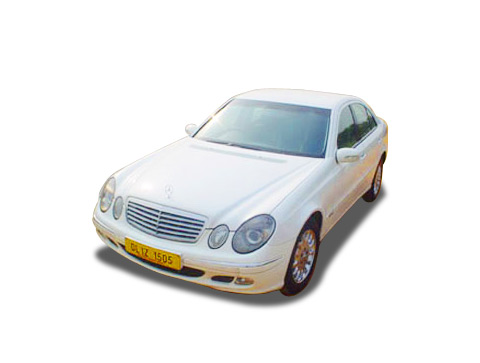 Mercedes Benz E-Class Luxury Car Rental