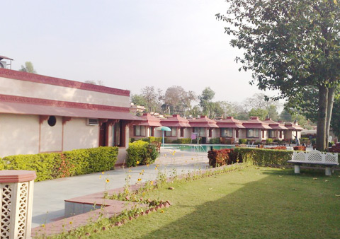 Orchha Resort in Orchha