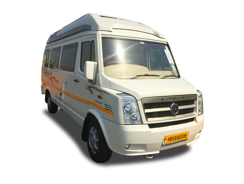 Tempo Traveller Deluxe 9+1 Seater