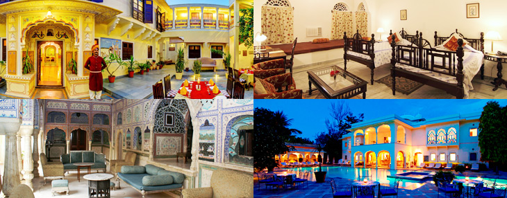 8 best heritage hotels in India